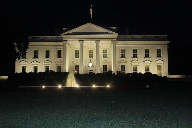 Private Luxus-SUV-Nachttour durch Washington DC