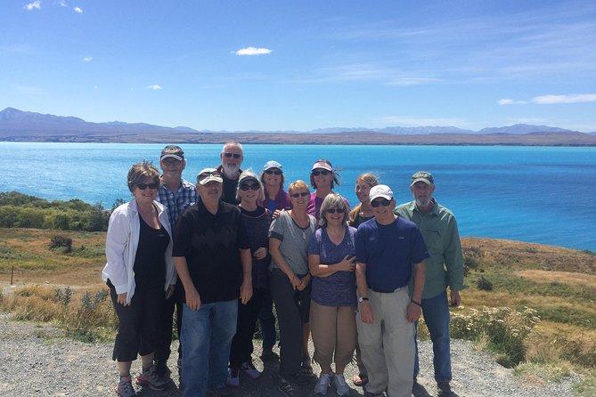 Lake Pukaki Photo Stop