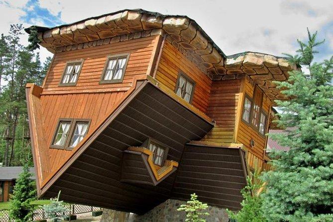 Private Transportation to Szymbark Kashubian Switzerland 5-Hour