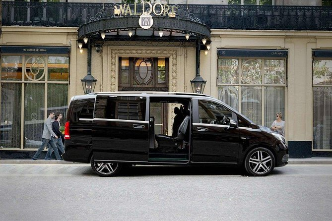 Private Transfer: From the Hotel, Apartment or Private Address to the Gdansk Airport