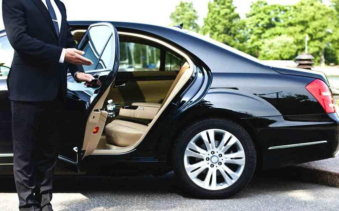 Gdansk, Sopot, Gdynia 4-8-12 hours Car with Chauffeur at disposal