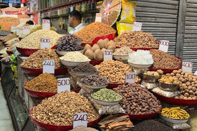Private Full - Day Shopping Tour in Delhi