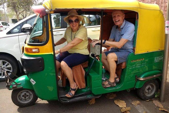 Full Day Delhi City Tour By Tuk Tuk