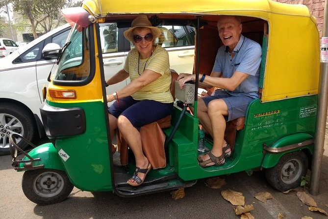 Day Temple Tour by Tuk Tuk (Auto Rickshaw) - with Guide