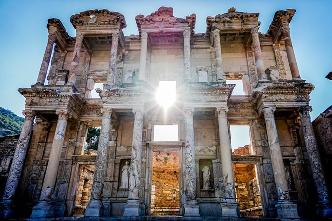 Explore the ancient city of Ephesus