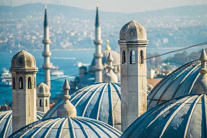 Exotic Istanbul Tour - Chora Church, Imperial Mosques, Bazaars, Fener and Balat