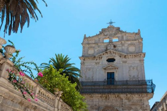 Private Transfer: Palermo to Syracuse with Valley of the Temples Stop