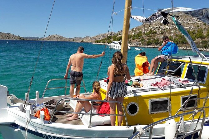 small group full day excursions to national park Kornati