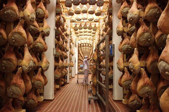 Parmigiano-Reggiano Balsamic Vinegar Prosciutto di Parma Small Group Experience