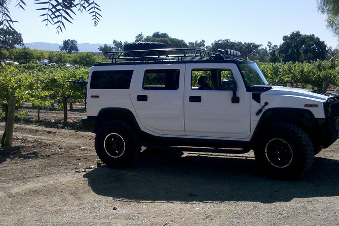 Private Temecula Wine Tasting by Hummer from Palm Springs