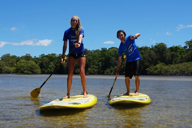 Stand Up Paddle Boarding Byron Bay