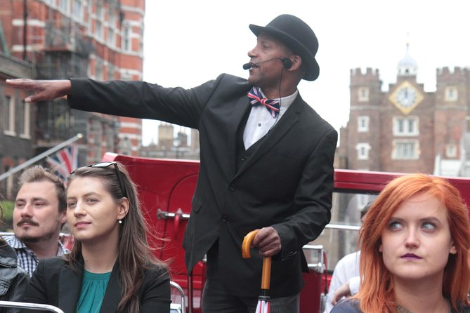 The London Classic Tour: Sightseeing Tour in Vintage Bus