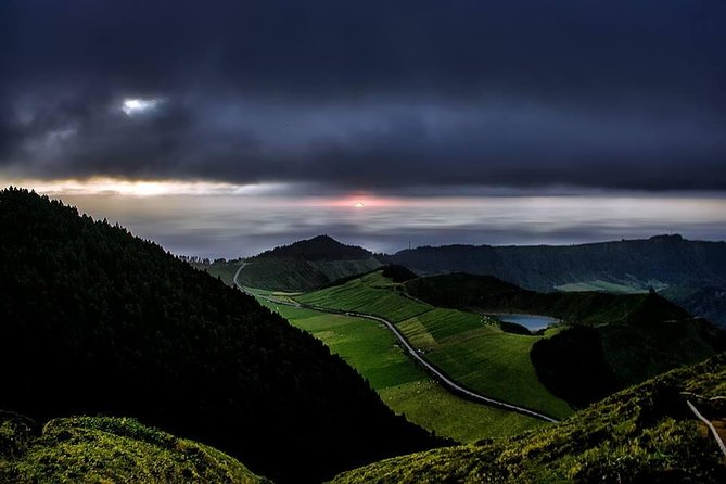 Accessible guided tour to Sete Cidades, Van tours, São Miguel, Azores