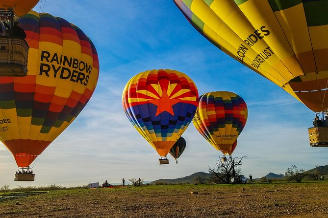 Read our balloon flight reviews!