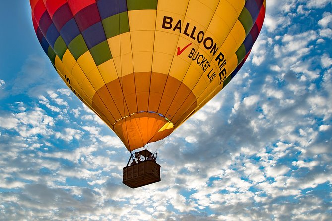 Albuquerque Hot Air Balloon Ride at Sunrise