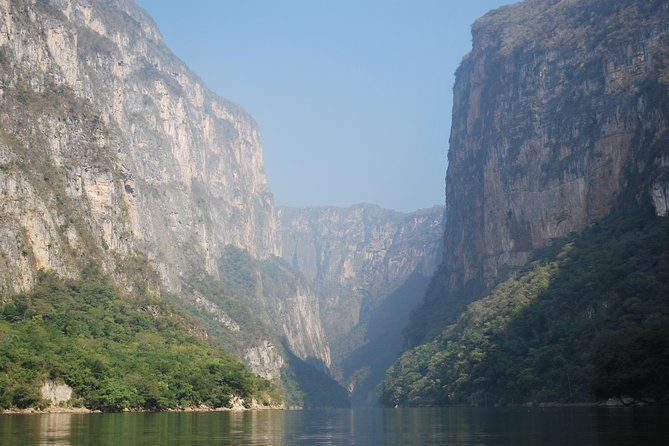 Full-Day Sumidero Canyon Tour with Boat Cruise from San Cristóbal de las Casas