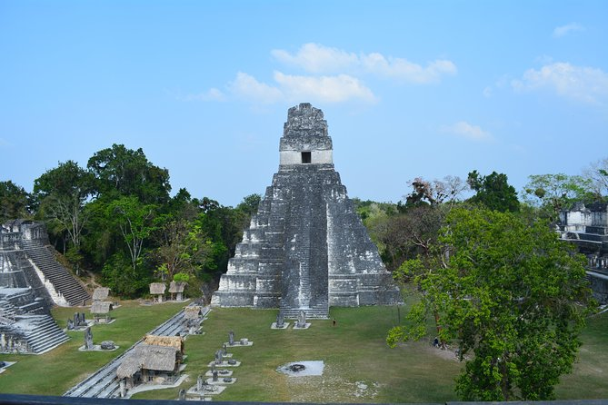 Tikal National Park Overnight Tour from Palenque