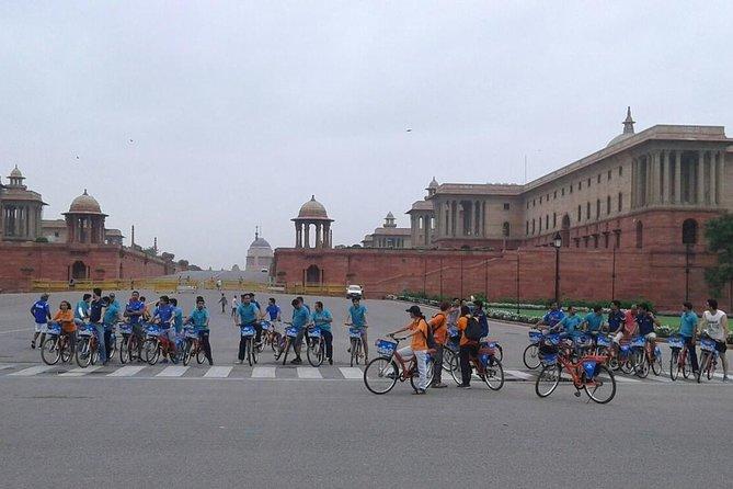 Raj Tour- New Delhi Cycle Tour