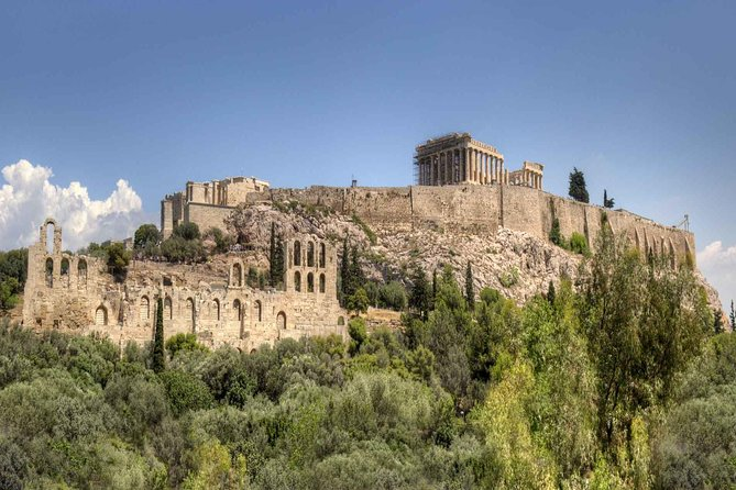 Athens Full-Day Private with Lunch & Museum Tickets