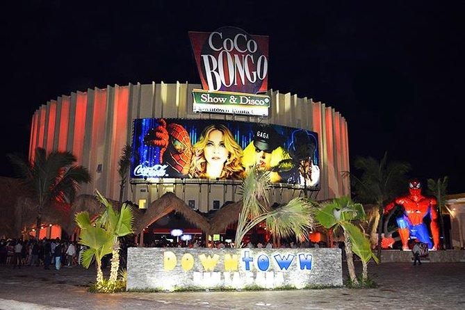 Coco Bongo Keine-Warteschlangen-Ticket in Punta Cana