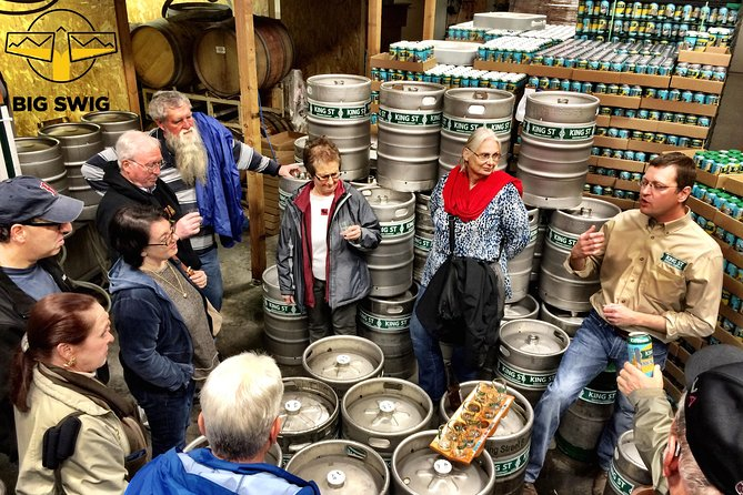 Anchorage Bike and Brewery Tour