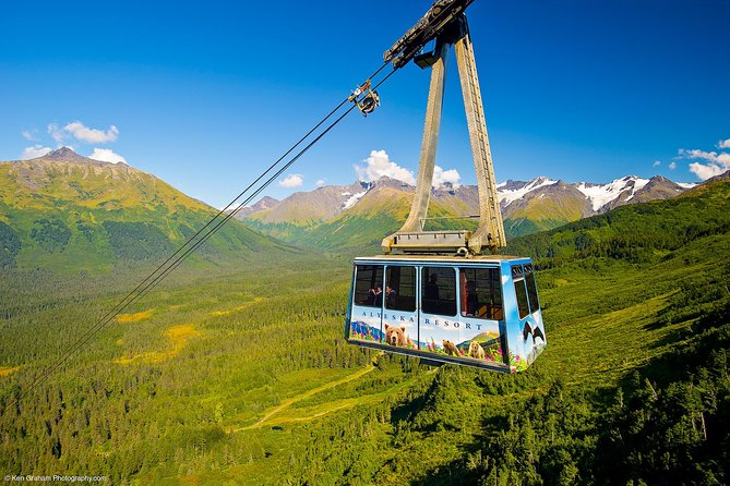 Alaska Crafted Tour and Cruise Transfer- Port of Whittier