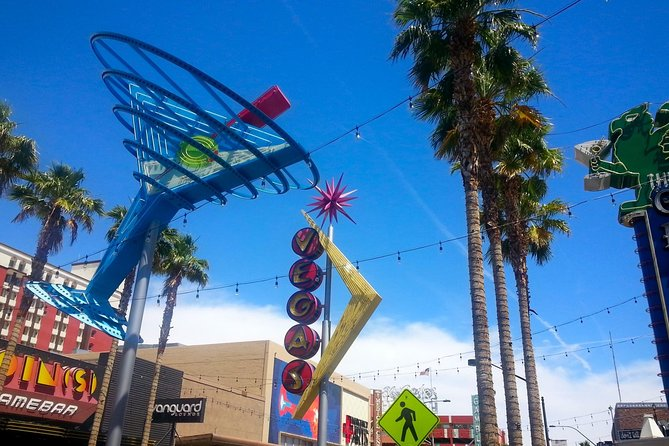 Small-Group Downtown and Fremont Street History Walking Tour