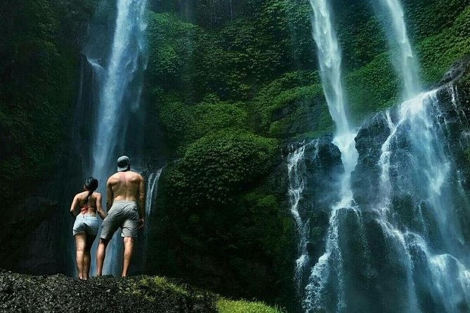 Private tour: Sekumpul waterfalls trekking tour