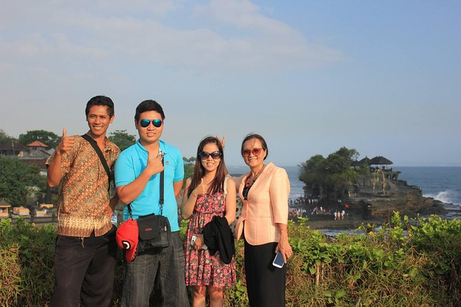 Private Ubud Tanah Lot Sunset Tour