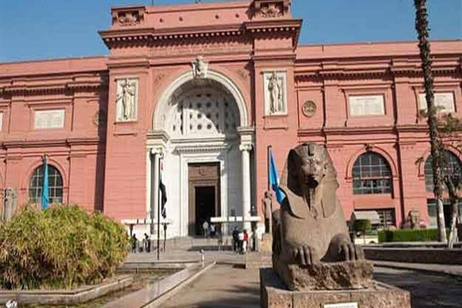 Full-Day Tour The Egyptian Museum, The Citadel