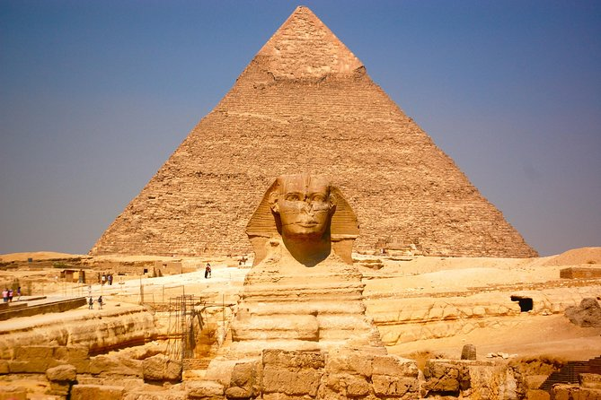 Day Trip to Pyramids & Sakkara from Alexandria