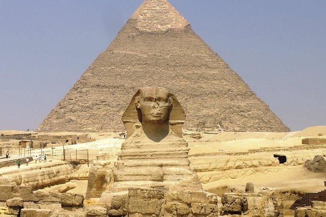Half Day Giza Pyramid Tour