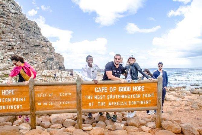 Breath-taking Cape Peninsula Tour