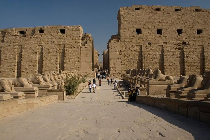 Luxor Day Tour From Luxor