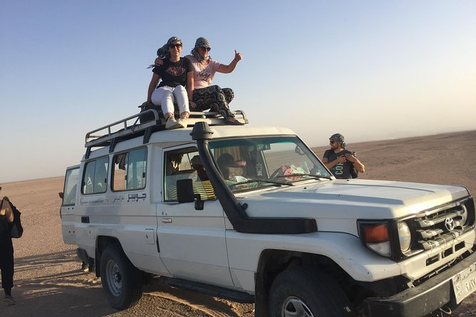 Desert Super Safari Excursions by Jeep From Makadi
