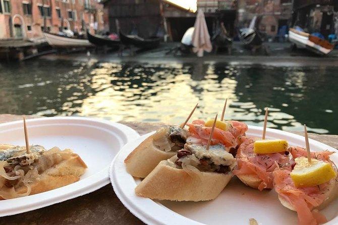 Venice street food walking tour