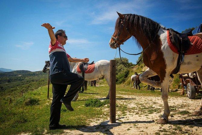 Crete Finikia and Giouchtas Mountains Horse Riding Tour with Lunch