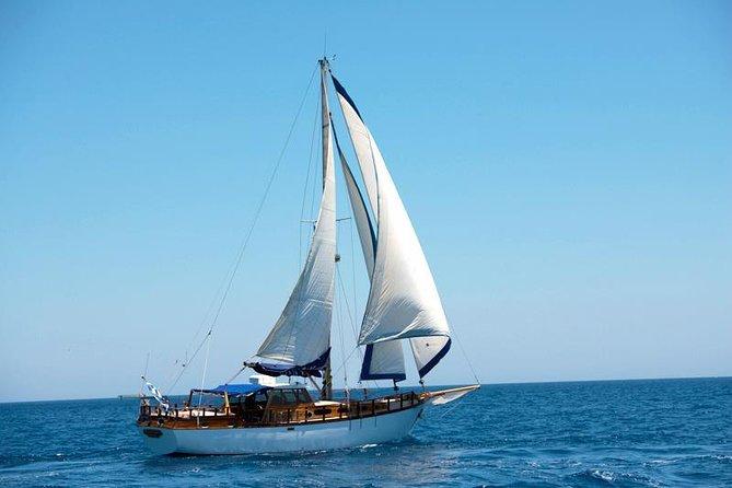 Agios Nikolaos Mirabello Bay Full-Day Sailing Trip