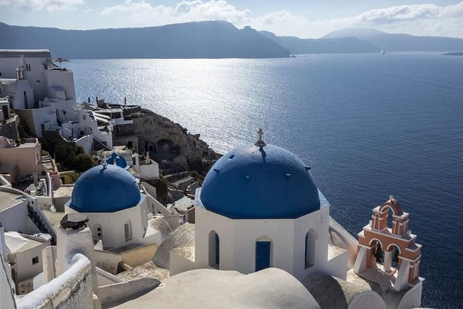 Full Day Santorini Caldera Cruise