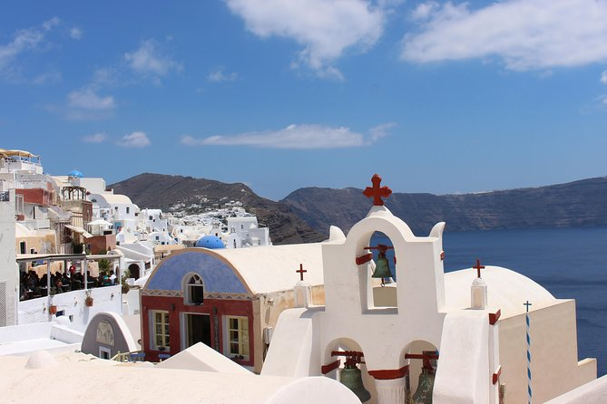 Santorini Traditional Villages and Oia Sunset Tour