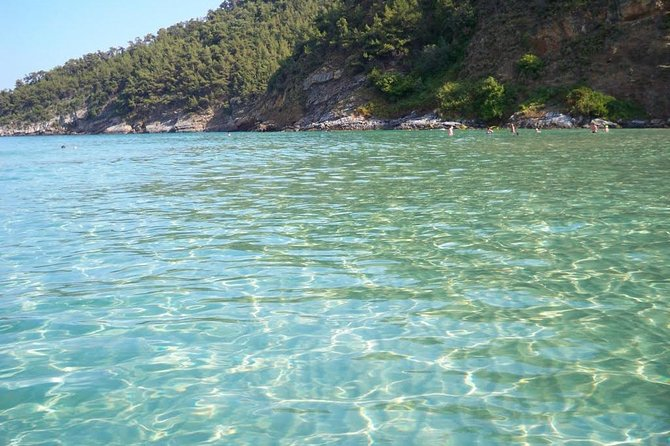 Thassos Boat Trip