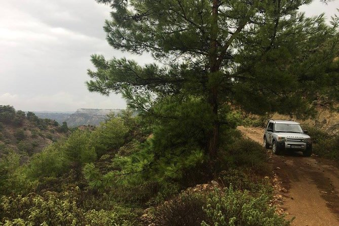 Uncharted Escapes: Private Land Rover Safari in Rhodes North Route