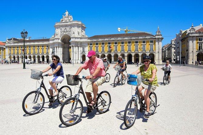 Lisbon Bike Tour: Downtown Lisbon to Belém
