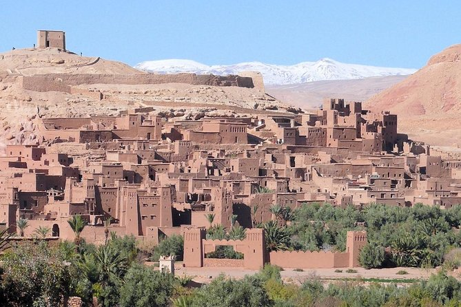 Day Trip to Ouarzazate and Ait Benhaddou