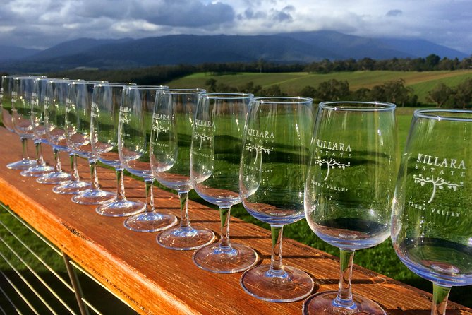 Yarra Valley Local Produce & Wine Tasting Tour with optional Eureka Skydeck