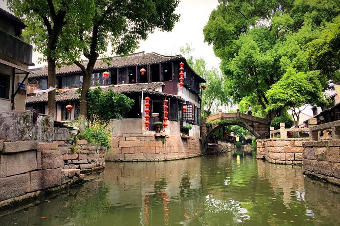 Suzhou and Luzhi Water Town Private Day Trip from Shanghai