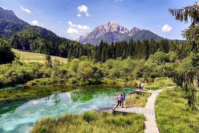 7 Alpine Wonders- Day Tour Bled, Soca valley, Slovenia