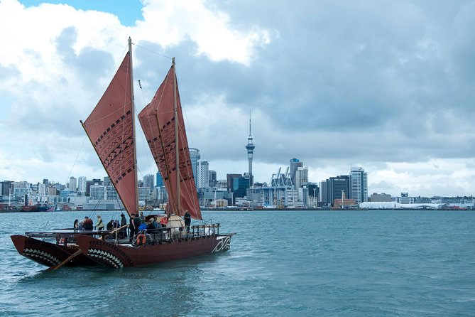 Maori Cultural Experience: Waka Sailing on Waitemata Harbour
