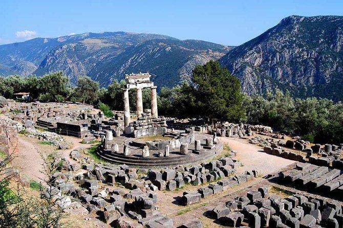Anciet Delphi Tour by MinVan
