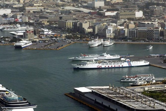 Pireaus Port to Athens Airport Private Transfer